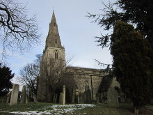 Corby, St John the Baptist Church, Northamptonshire © Ian S